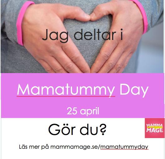 Vill du vara med på Mamatummy Day anonymt?
