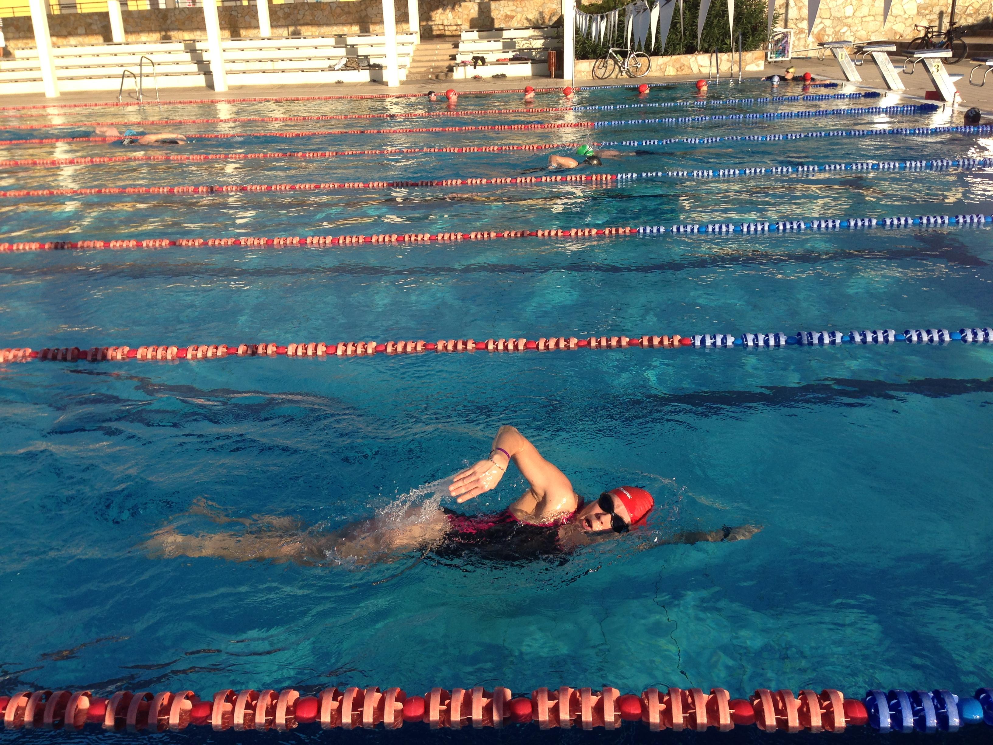 Komma igång med simning
