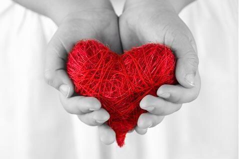 På alla hjärtans dag
